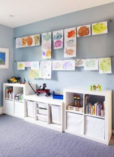 Brilliant Toy Storage Ideas For Small Space 15