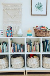 Brilliant Toy Storage Ideas For Small Space 25