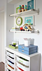 Brilliant Toy Storage Ideas For Small Space 35