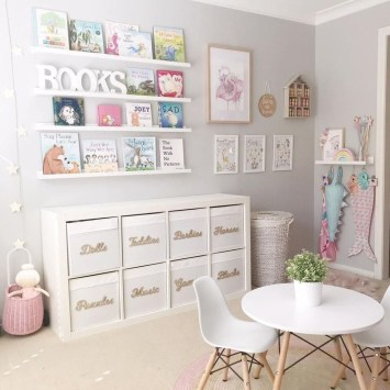 Brilliant Toy Storage Ideas For Small Space 50