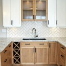 Elegant Kitchen Backsplash Decor To Improve Your Beautiful Kitchen 37