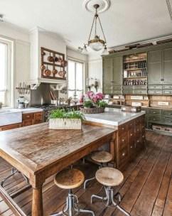 Fabulous Rustic Kitchen Decoration Ideas 31