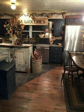 Fabulous Rustic Kitchen Decoration Ideas 36
