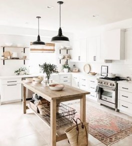 Fabulous Rustic Kitchen Decoration Ideas 40
