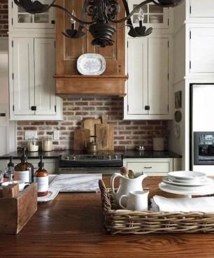 Fabulous Rustic Kitchen Decoration Ideas 48