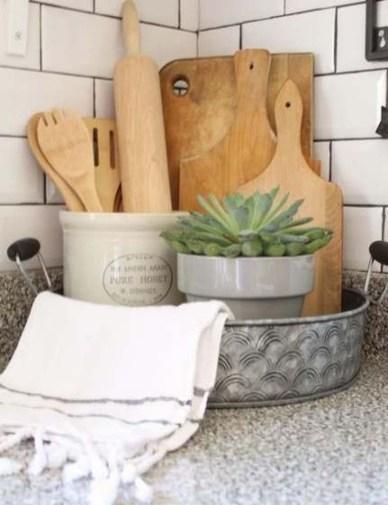 Fabulous Rustic Kitchen Decoration Ideas 51
