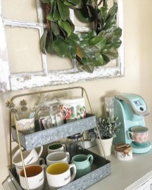 Fantastic DIY Coffee Bar Ideas For Your Home 30