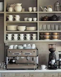 Fantastic DIY Coffee Bar Ideas For Your Home 37