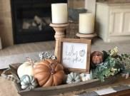 Fascinating Farmhouse Fall Decor Ideas That Perfecr For Any Room 53