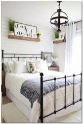 Gorgeous Farmhouse Bedroom Remodel Ideas On A Budget 19