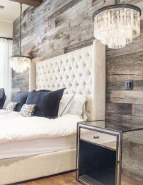 Modern Rustic Master Bedroom Design Ideas 12