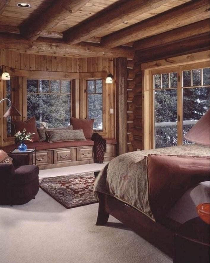 Modern Rustic Master Bedroom Design Ideas 15