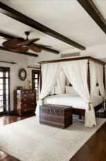 Modern Rustic Master Bedroom Design Ideas 40