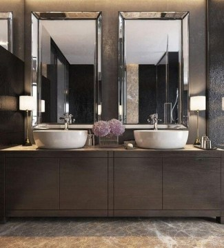 Outstanding Bathroom Mirror Design Ideas For Any Bathroom Model 18