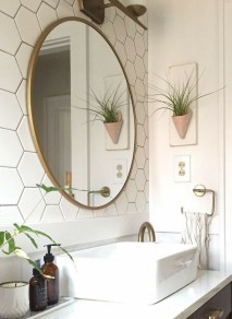 Outstanding Bathroom Mirror Design Ideas For Any Bathroom Model 47