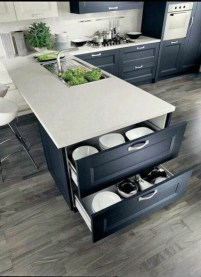 Unordinary Kitchen Storage Ideas To Save Your Space 19