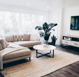 Charming Living Room Design Ideas For Sweet Home 10