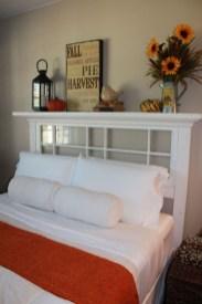 Creative DIY Bedroom Headboard To Make It More Comfortable 11