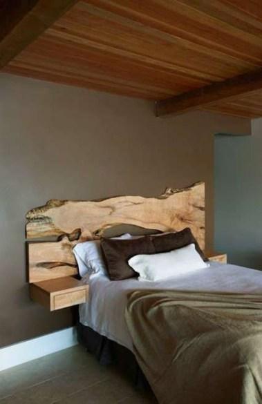 Creative DIY Bedroom Headboard To Make It More Comfortable 25