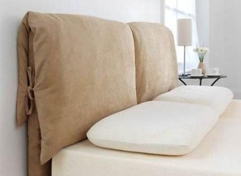 Creative DIY Bedroom Headboard To Make It More Comfortable 34