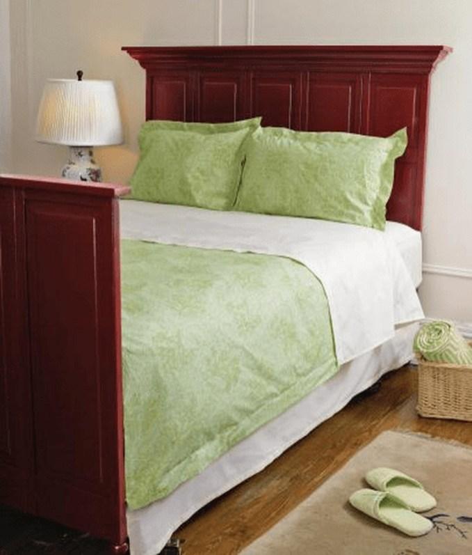Creative DIY Bedroom Headboard To Make It More Comfortable 38