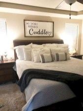 Creative DIY Bedroom Headboard To Make It More Comfortable 41
