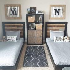 Creative DIY Bedroom Headboard To Make It More Comfortable 42