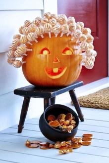 Cute Halloween Pumpkin Decoration Ideas For More Fun 01