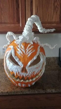 Cute Halloween Pumpkin Decoration Ideas For More Fun 35