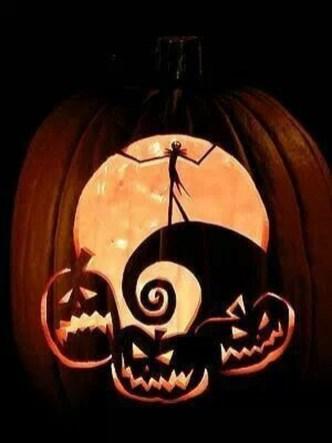Cute Halloween Pumpkin Decoration Ideas For More Fun 36