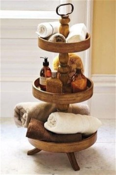 Gorgeous Bathroom Accesories Ideas For Comfortable Bathing 16
