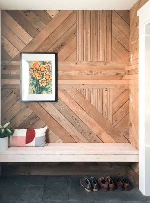 Luxurious DIY Accent Wall Interior Ideas For Inspiration 15