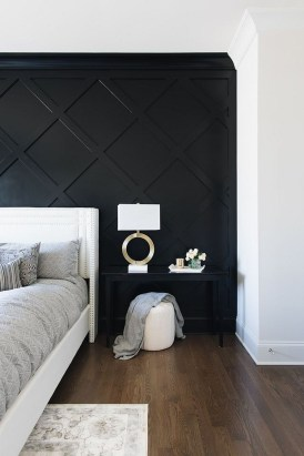Luxurious DIY Accent Wall Interior Ideas For Inspiration 17