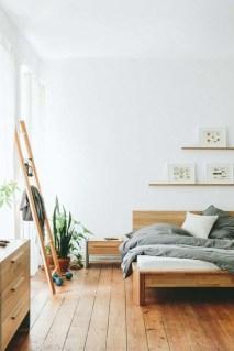 Minimalist Bedroom Decoration Ideas That Looks More Cool 21