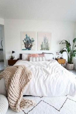 Minimalist Bedroom Decoration Ideas That Looks More Cool 25