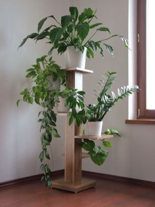 Popular Indoor Plant Stands Ideas For Fresh Home Inspiration 16