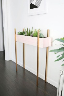 Popular Indoor Plant Stands Ideas For Fresh Home Inspiration 25