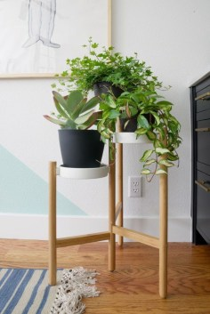Popular Indoor Plant Stands Ideas For Fresh Home Inspiration 31