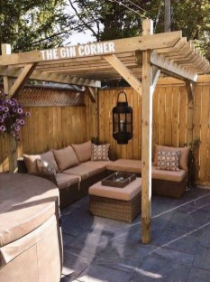 Amazing Design Ideas To Beautify Your Backyard 23