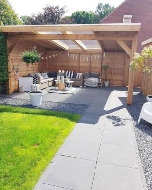Amazing Design Ideas To Beautify Your Backyard 25