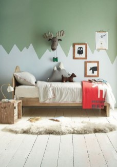 Awesome Child's Room Ideas With Wall Decoration 10