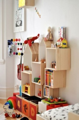 Awesome Child's Room Ideas With Wall Decoration 26