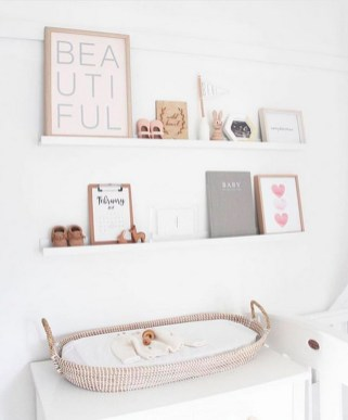Awesome Child's Room Ideas With Wall Decoration 45