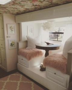 Fabulous RV Renovation Ideas To Make A Happy Campers 13
