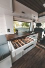 Fabulous RV Renovation Ideas To Make A Happy Campers 38