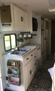 Fabulous RV Renovation Ideas To Make A Happy Campers 50