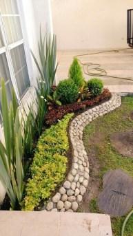 Marvelous Garden Border Ideas To Dress Up Your Landscape Edging 40