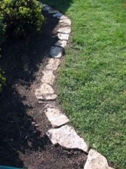 Marvelous Garden Border Ideas To Dress Up Your Landscape Edging 50