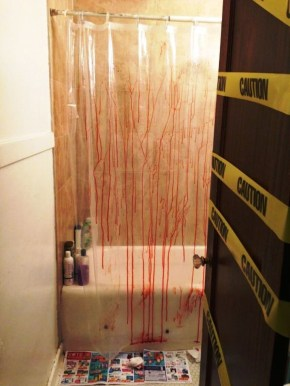 Scary Halloween Decorating Ideas For Your Bathroom 09