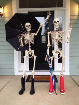 Spooktacular Halloween Outdoor Decoration To Terrify People 16